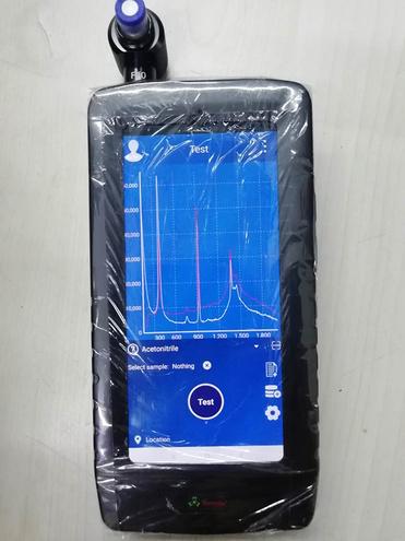 Handhold style Raman Spectrometers 785nm wave length