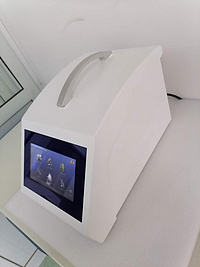Automated bacterial removal Filter cartridges/membranes Integrity Tester V6.5