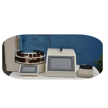 Auto Sampler match for TOC  analyzer offline test