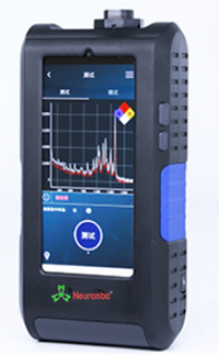 Fully compliance with FDA 21 CFR Part 11 1064nm wavelegth Handhold  Raman Spectrometers