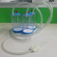 Canister for  fiscous liquid