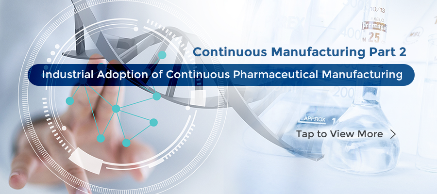 Continuous Manufacturing Part 3: Batch Size And Control Strategies (copy)