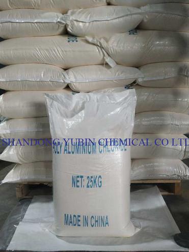 Good Quality Water Treatment Coagulant PAC Poly Aluminium Chloride 1327-41-9