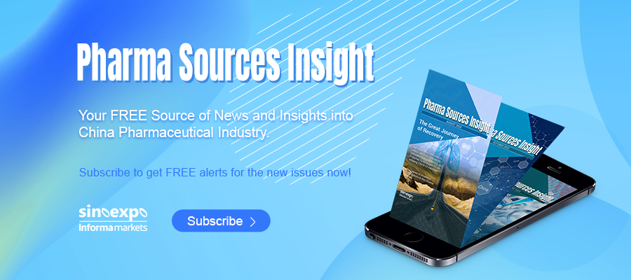 Subscribe NOW for the PharmaSources E-Newsletter and Pharma Sources Insight E-Compilation Alert!