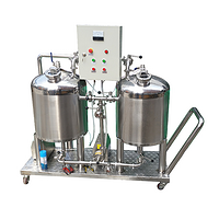 Electric Heating 200L CIP System on Trolley for Brewery Equipment