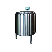 500L SS316L Double Jacketed Mixing Tank for Hand sanitizer Gel