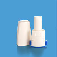Single dose dry powder inhaler for asthma and COPD treatments