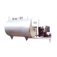 3000L SS.Vertical Cooling Tank