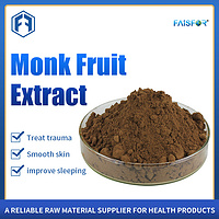 Factory Supply Organic monk fruit extract Sweetener