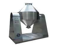 Double Cone Mixer and Blender