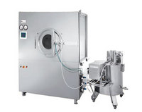 BGB Production Type Tablet Coater