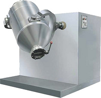 Three-dimensional Mixer and Blender