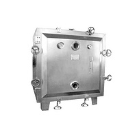 Vacuum Tray Dryer with Solvent Recycling System