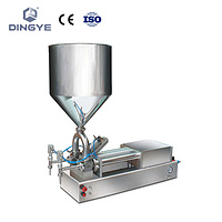Table Type Paste Filling machine (GCG-A/2)