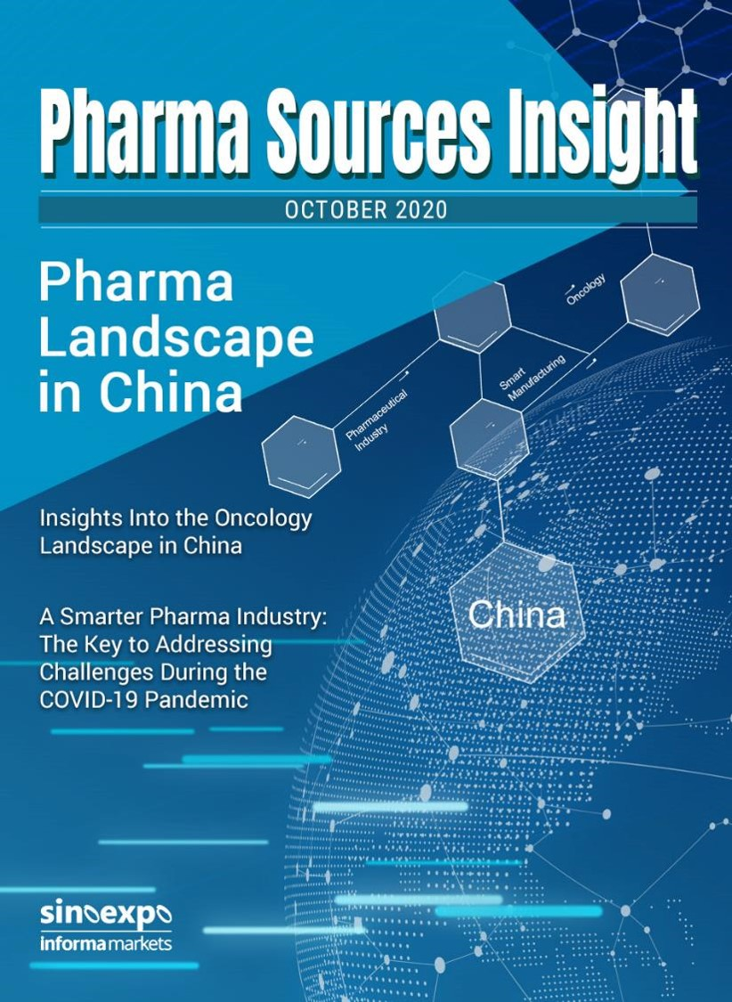 PSI October 2020: Pharma Landscape in China
