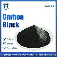 Food Grade Pigment Organic Vegetable Carbon Black Powder