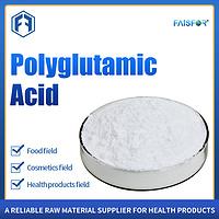 Agricultural Grade PGA Polyglutamic Acid Powder 99% Poly Glutamic Acid