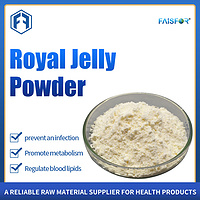 High Quality HACCP Lyophilized Royal Jelly Powder