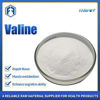 Manufacturer Supply L-Valine 99.9% with High Quality