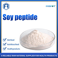 Natural Supplement Protein Soybean Extract Powder Soy Peptide for Enhance Immunity