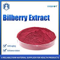 Wholesale Bulk Price Organic Bilberry Fruit Extract Powder Anthocyanidins 25%