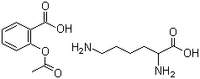 DL-lysine mono(o-acetoxybenzoate)