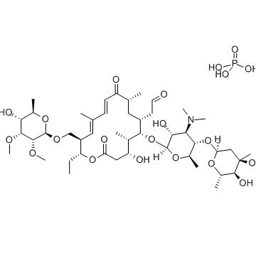Tylosin tartrate/phosphate