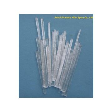 Natural menthol crystal