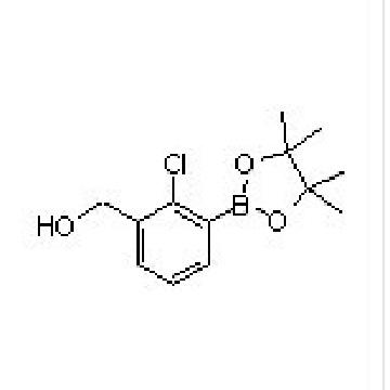 2-Chloro-3-(hydroxymethyl)phenylboronic Acid Pinacol Ester