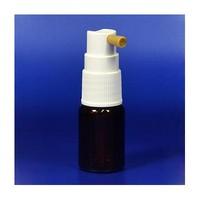 Screw on Oral Spray pumps