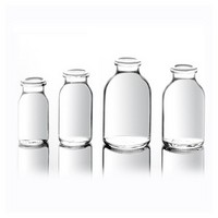 Clear Moulded Injection Vials