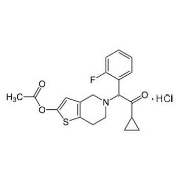Prasugrel Hydrochloride