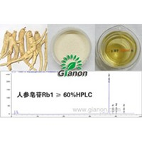 Ginsenoside Rb1 Low pesticide