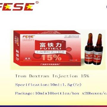 Iron Dextran Injection 15%