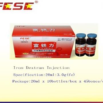 Iron Dextran Injection.