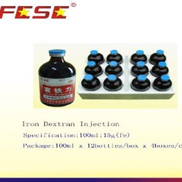 Iron Dextran Injection..