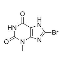 8-bromo-3-methyl-7H-purine-2,6-dione