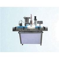 Automatic spray aerosol filling machine