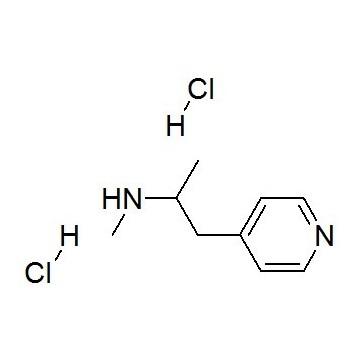 N-methyl-1-(pyridin-4-yl)propan-2-amine dihydrochloride