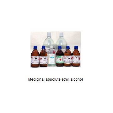 Medicinal absolute ethyl alcohol