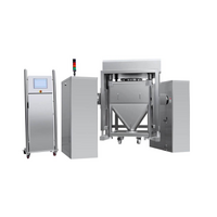 Automatic Lifting Bin Mixer