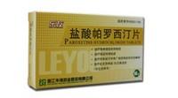 Paroxetine Hydrochlorde Tanlets