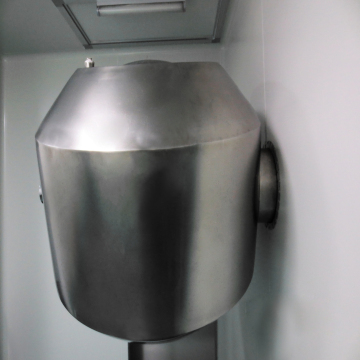 DZG series sterile one-armed rotary vacuum dry machine