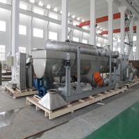 Calcium Hypochlorite Rectilizer Vibrating Fluidizing Drying Machine