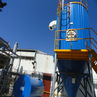 Potassium Metaphosphate Spray Drying Machine