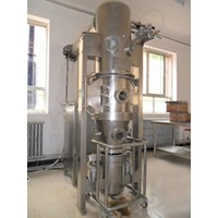 Vertical Type Fluidizing Dryer in Pharmaceutical