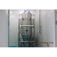 Powder Fluid Bed Dryer in Foodstuff Industry