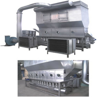 Fluidizing Dryer for Vanillin
