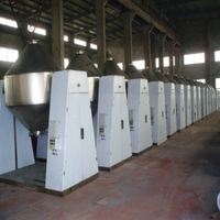 Calcarea Carbonica Double Tapered Vacuum Drying Machine