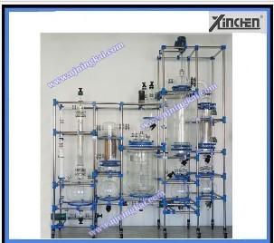 Multi-functional reaction kettle